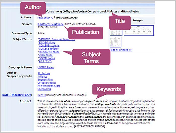 dissertation database uk