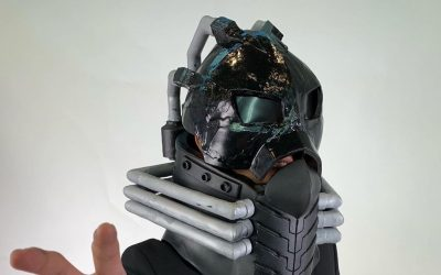 Made in the Makerspace: cosplay by Jay
