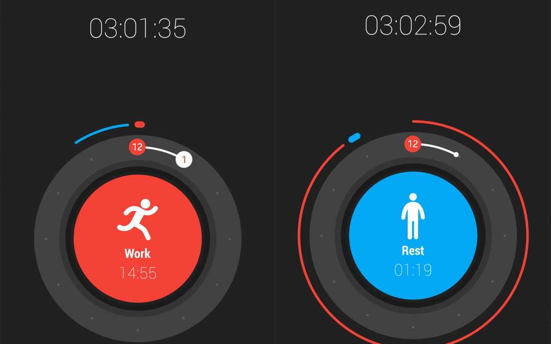 #QCmakers: use 'Workout' or 'Interval Timers' to Keep Yourself On Task During Distance Learning