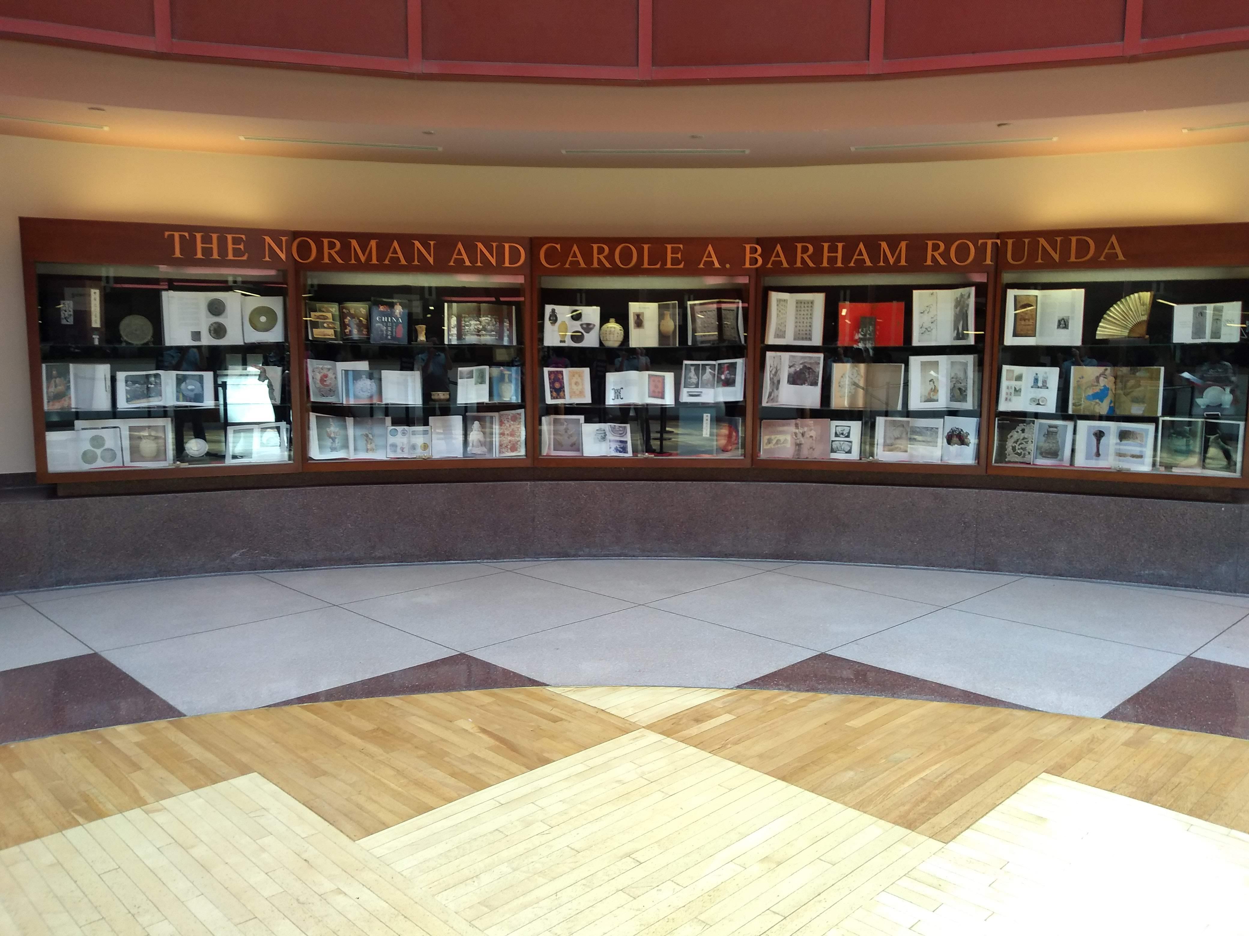 Barham Rotunda Gallery