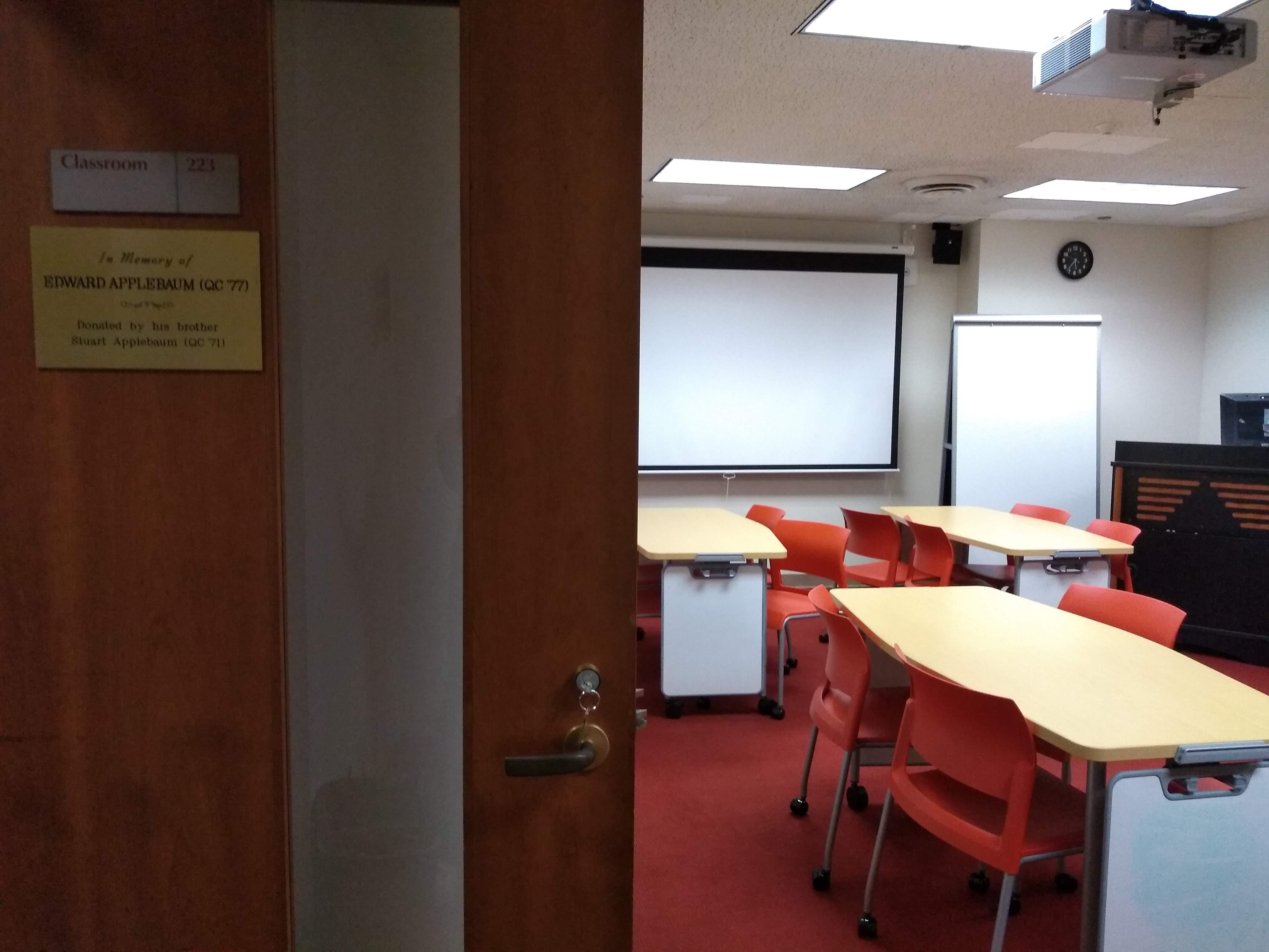 Classroom 223