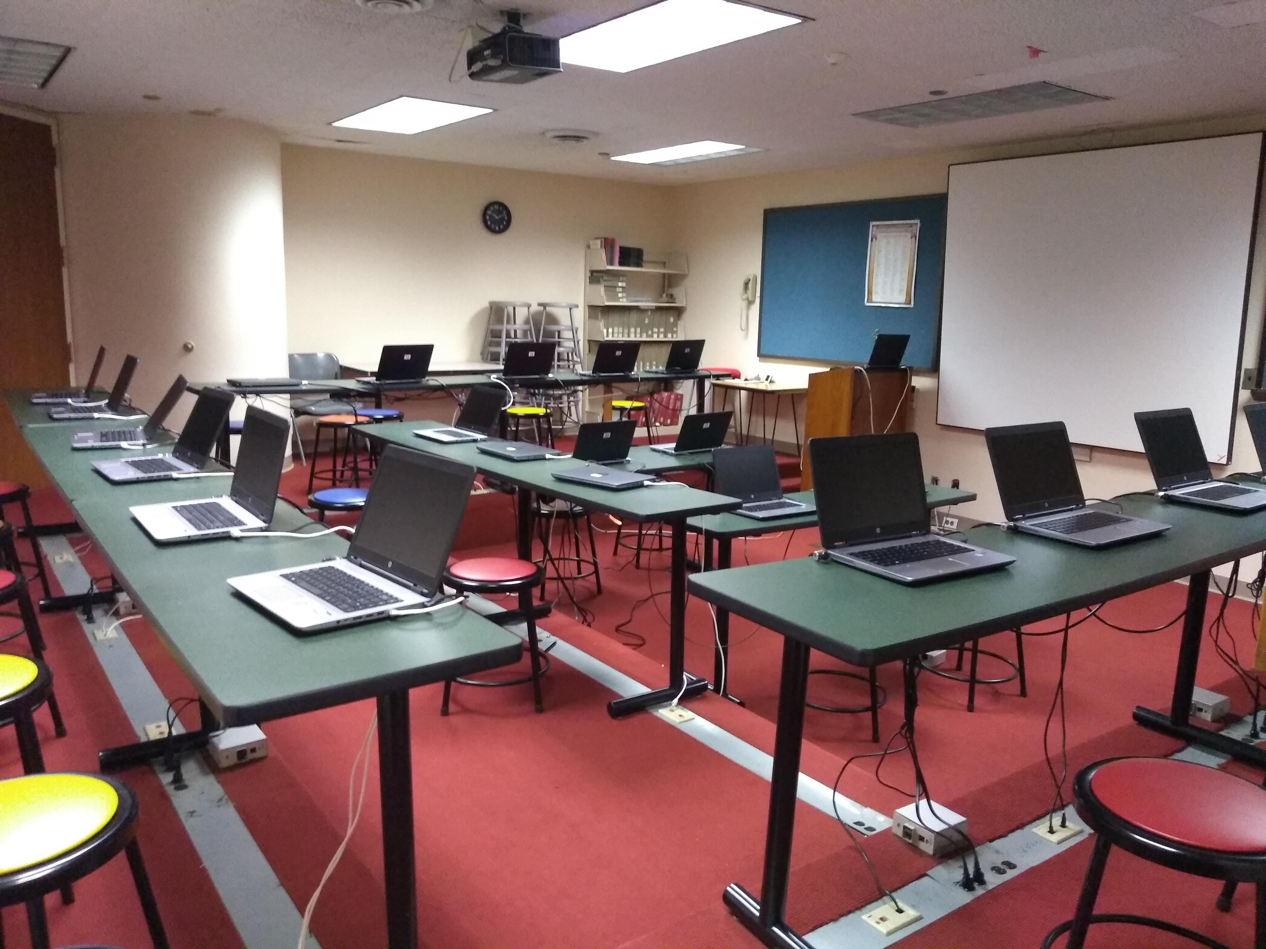 Classroom Lab 225