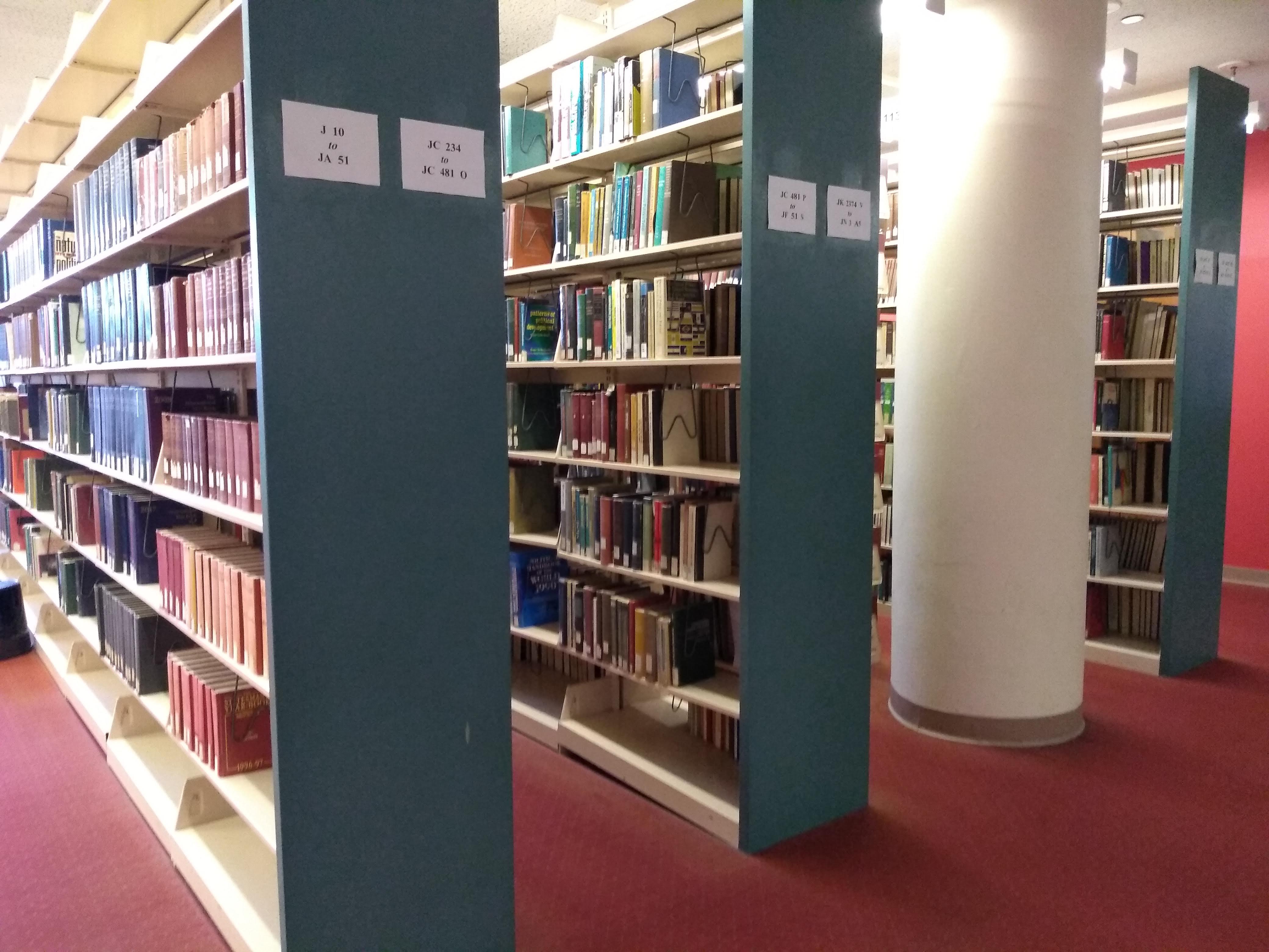 Books J-L