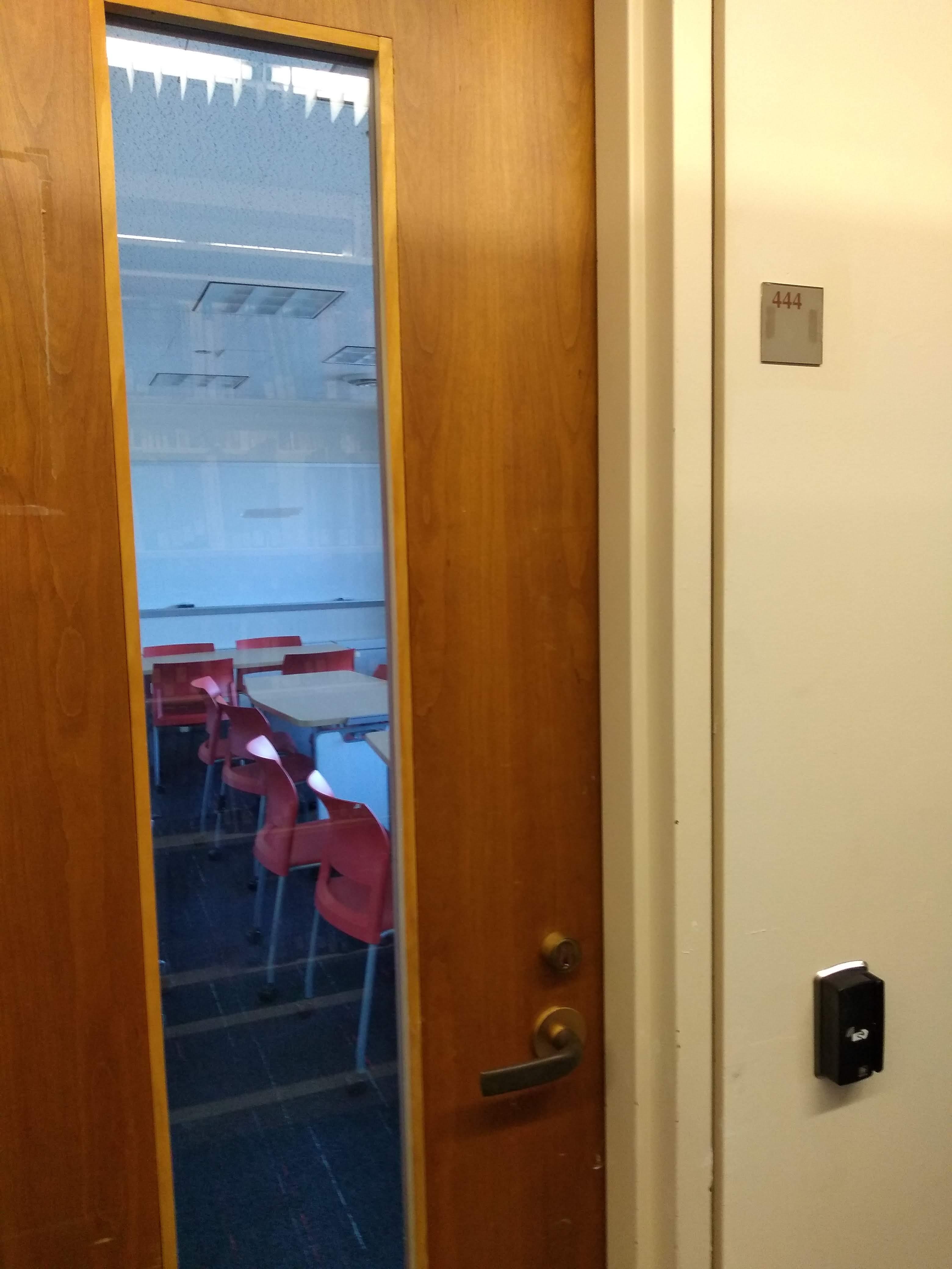Classroom 444