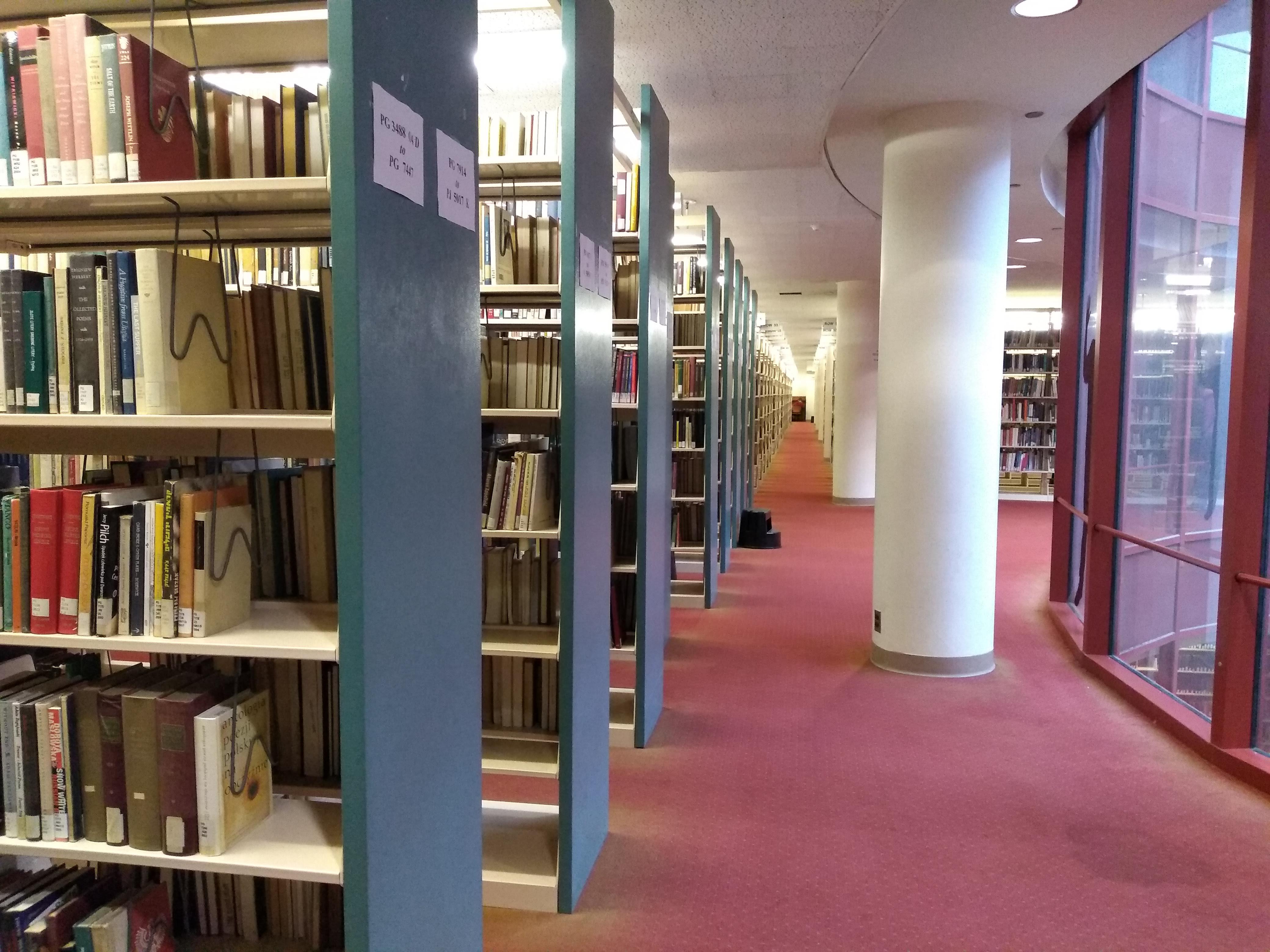 Books PN-PZ