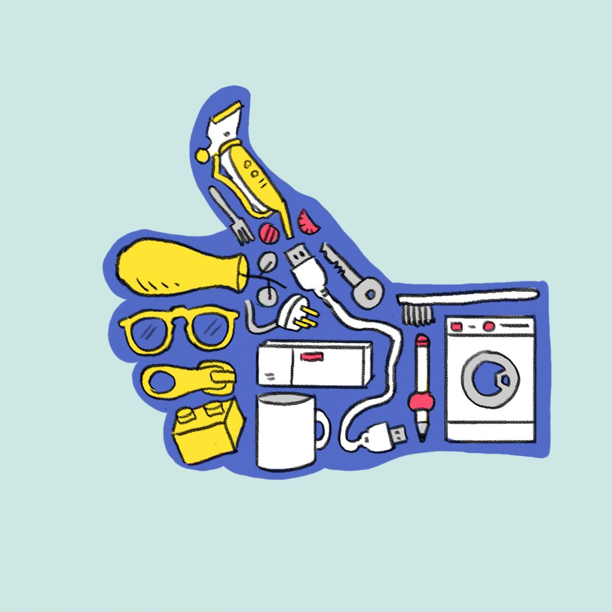 Makerspace presents: Mending Mondays