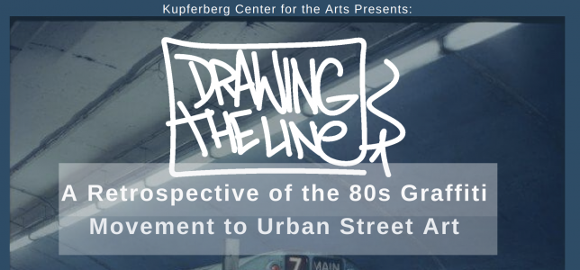 Drawing the Line: A Group Art Exhibition