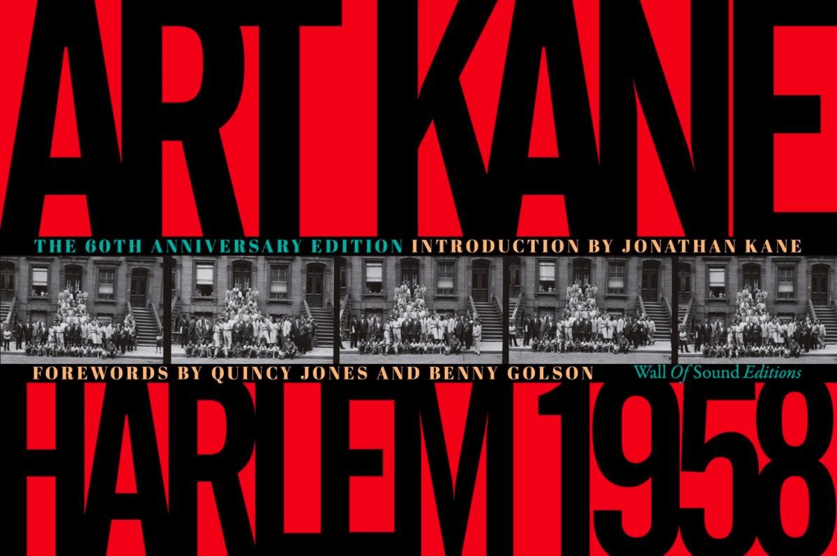 Art Kane. Harlem 1958