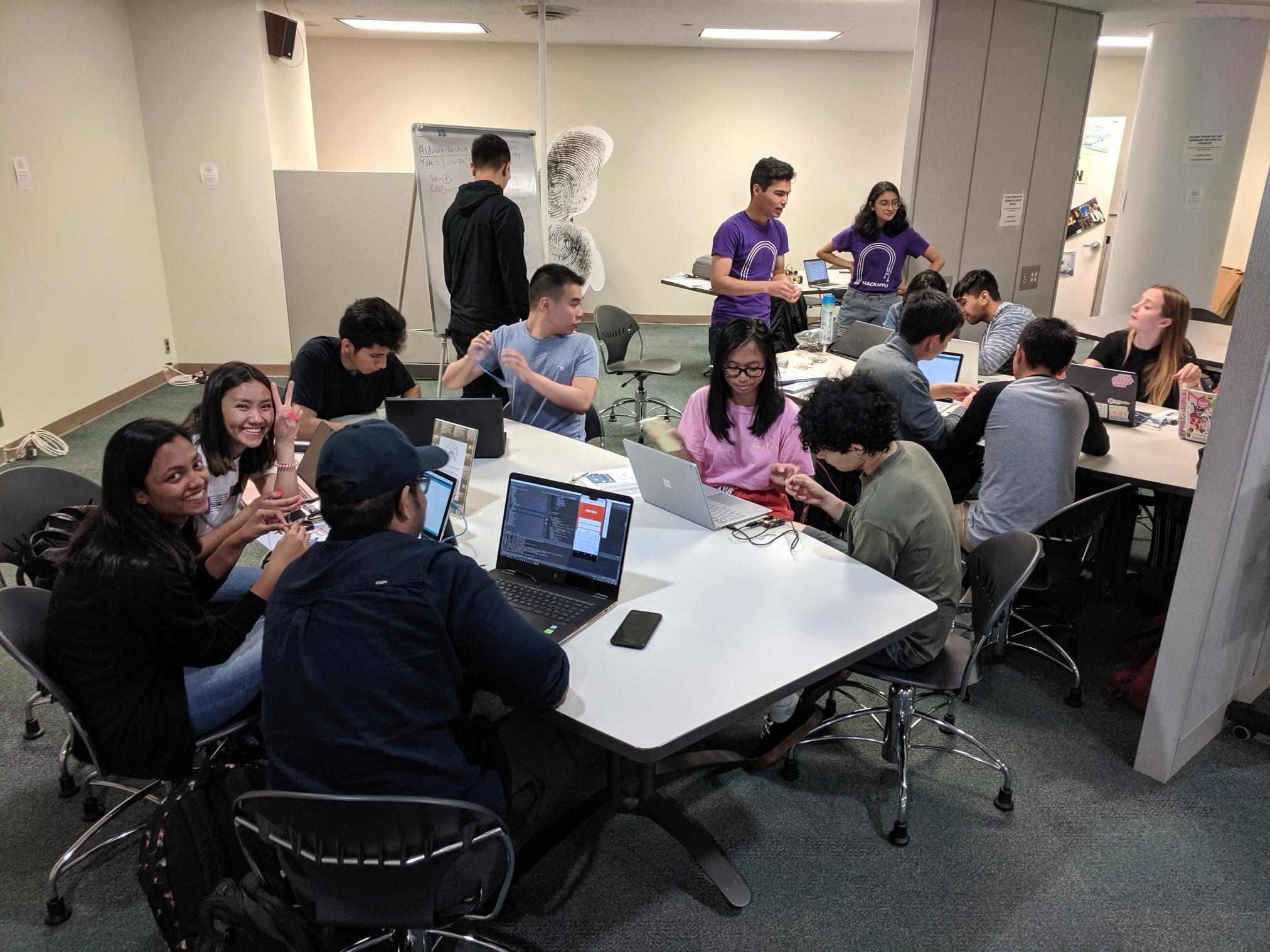 Knights Robotics Club Launches