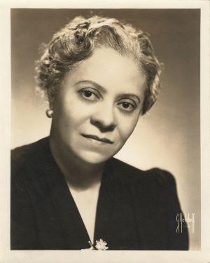 Portrait of Florence Price