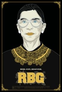 RBG theatrical release poster
